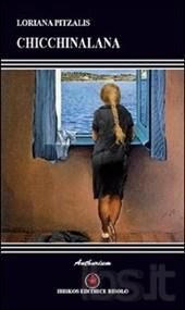 capa do livro loriana