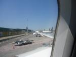 chegada ao aeroporto de Fertiglia-Alghero - Sardegna