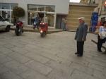 Encontro com Sandro no aeroporto de Alghero
