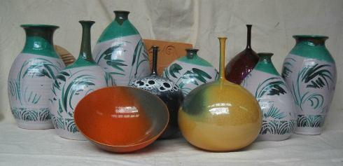 ferando varias ceramicas