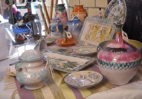 varias ceramicas