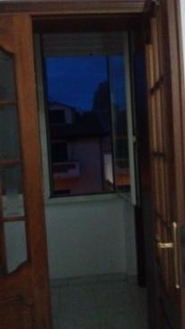 varanda do quarto
